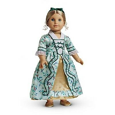 American Girl Doll Elizabeth's Holiday Gown or Party Outfit NEW!!