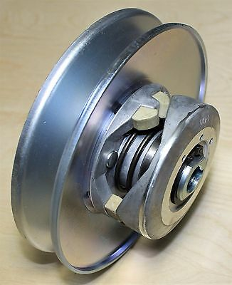 "20 Series 6"" Driven 5/8"" Bore Go Kart Mini Bike Torque Converter Clutch. Usa!!"