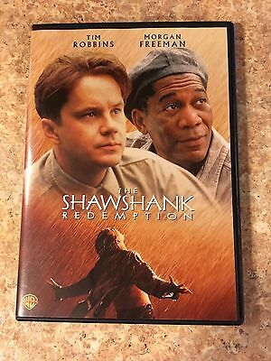 DVD The Shawshank Redemption Need I Say More?  Simply Magnificant and Engrossing
