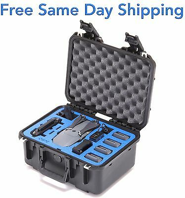 Go Professional Cases GPC DJI Mavic Pro Case Bag Extra Waterproof Small Carry On