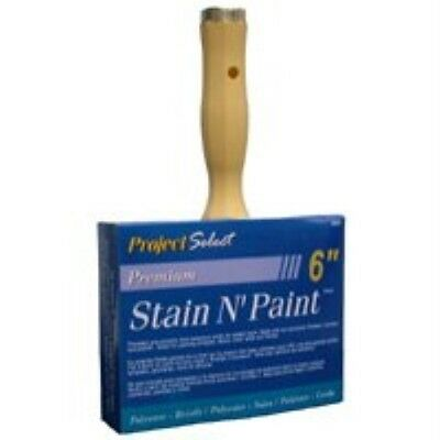 Linzer 3550 0600 Professional Quality Polyester & Bristle Stain Brush, For Stain