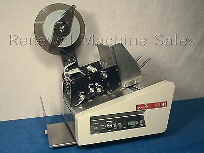 """Datatech 1012 1.5"""" Tabbing & Labeling System aka Astro 9600 or Rena T-750 Tabber"""