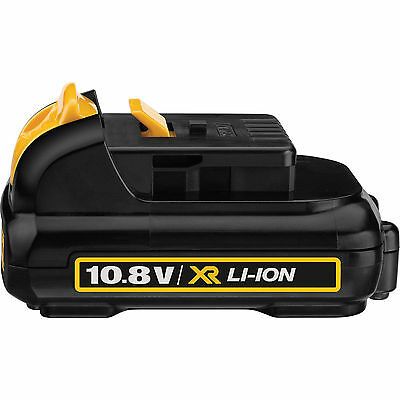 DeWalt DCB127 10.8v XR Cordless Li-ion Battery 2ah