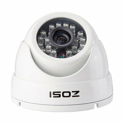 ZOSI 1080p 4CH DVR Security CCTV System IR Cut Night Vision Proof Camera 1TB HDD