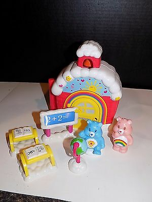 Care Bears School House play set with figures