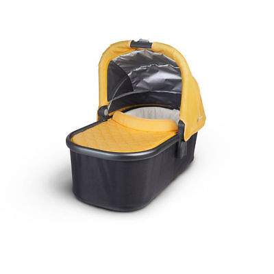 UPPAbaby VISTA / ALTA Bassinet 2015 - Yellow/Graphite (Maya)