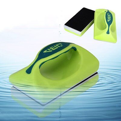 Magnetic Aquarium Fish Tank Glass Easy Remover Algae Scraper Cleaner Tool Brush