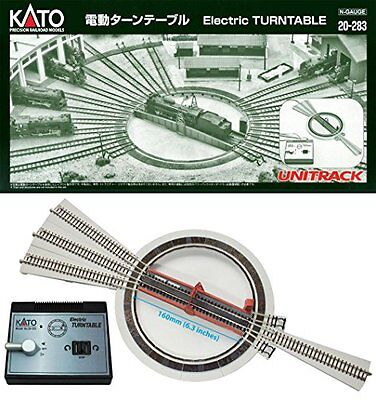 KATO 20-283 N Scale 1/150 UNITRACK Electric TURNTABLE