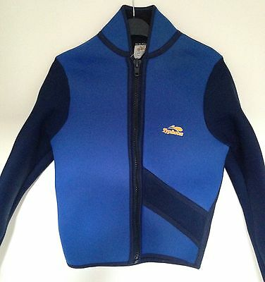 "Children's/Youths Typhoon Wetsuit Jacket Chest 36"" Excellent Cond Sail Kayak​"