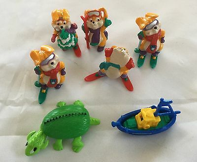 Kinder surprise  1998 Ski bunnies and others (102)