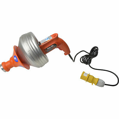 Monument SVF Super Vee Power Drain Cleaner 110v