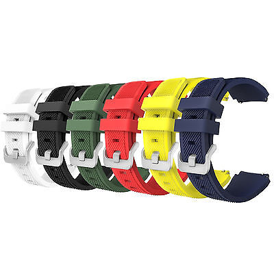 Samsung Gear S3 Frontier/ S3Classic /Moto 360 Smart Watch Band Replacement Strap