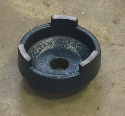 """Ammco 9490 Hubless Adapter Centering Cone for Brake Lathe w/ 1"""" Arbor Bell FMC"""