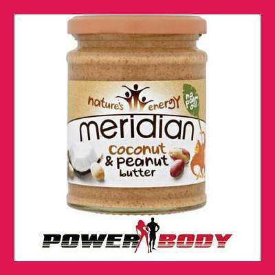 Meridian Foods - Coconut and Peanut Butter - 280 grams