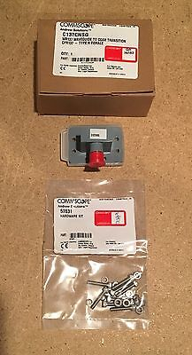 Andrew C137CNSG WR137 Waveguide to Type N(f) Coax Adapter