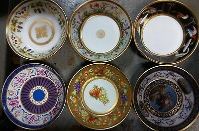 """coppetta """"Ancienne Manufacture Royale"""" Limoges"""