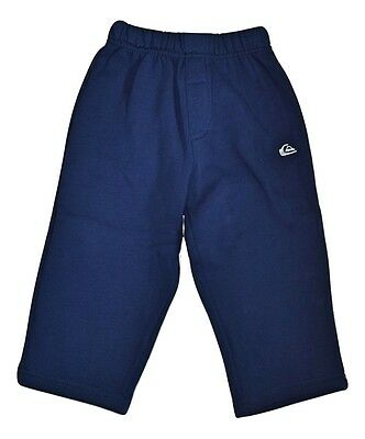 Quiksilver Neptune Kids Track Pants Trackies - Navy Size 0 1 3 4 8