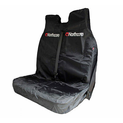 Northcore Double Van Seat Cover - Black