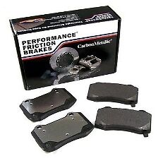 Focus RS MK1 Performance Friction Front brake Pads Carbon Metallic 1053.10