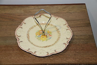 Crown Ducal Cake/Biscuit Plate