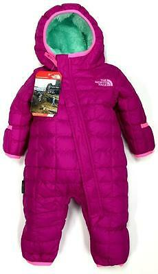 3e5d79fe5 NEW NORTH FACE INFANT Thermoball BUNTING WINTER Soft Size 6-12 Mo. CRX9 NWT