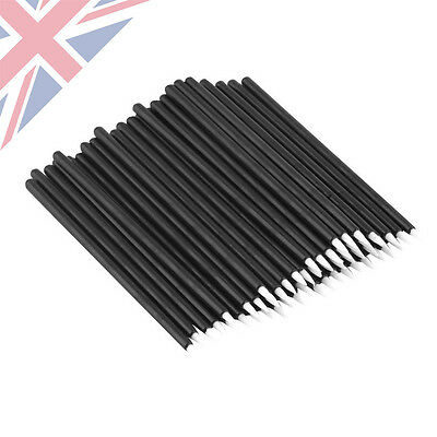 SALE 50 x Disposable Eyeliner Wands Brushes Applicator Cosmetic Makeup Tools