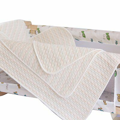 Baby Crib Mattress Pad Waterproof Mat Cover Protector ,Oenbopo Water Absorption