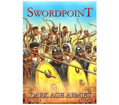 Dark Age Lists For Swordpoint Rules. 28mm Ancient To Medieval. Gripping Beast