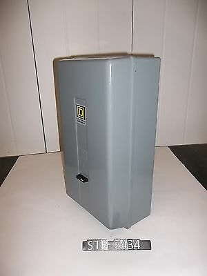 NEW OTHER Square D 8536 Size 3 Enclosed Starter Type S (STR2434)