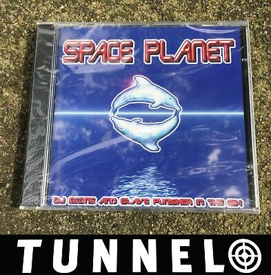 Space Planet - In The Mix - Tunnel 1Cd Album