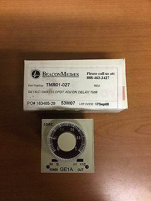 Idec Electronic Timer Ge1A-C10Ma110 *new