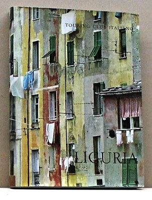 LIGURIA - Touring Club Italiano [Libro]