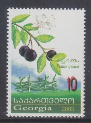 Georgia 2003 - Frutta - Fruits - T. 10 - Mnh