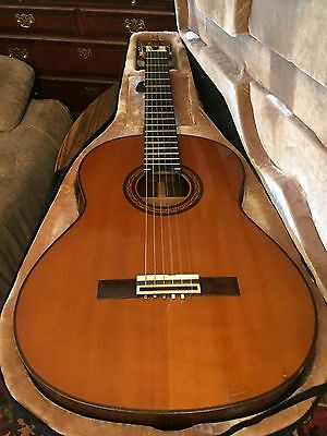 YAMAHA G 245 S Classical Guitar with case