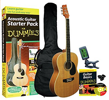 Starter Guitar Pack For learners