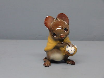 Old Monrovia Hagen Renaker DW Country Mouse Mama
