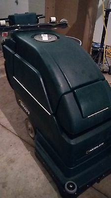 "Nobles 2001 20"" Walkbehind Floorscrubber"