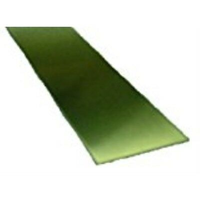 "K&S Engineering Brass Strips 12-Inch, .032 X 1/2"", Carded"
