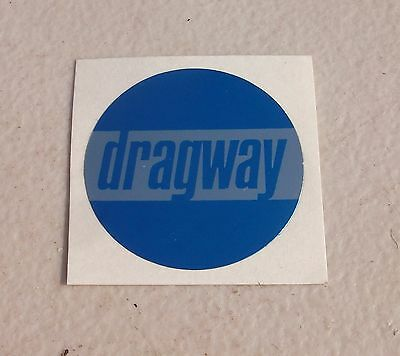 New Dragway Wheel Cap Decal Suit Hq Hj Hx Hz Wb Lc Lj Lh Lx Uc Holden + Torana