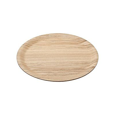 KINTO Nonslip Non Slip Round Tray M Willow 45146 from JAPAN