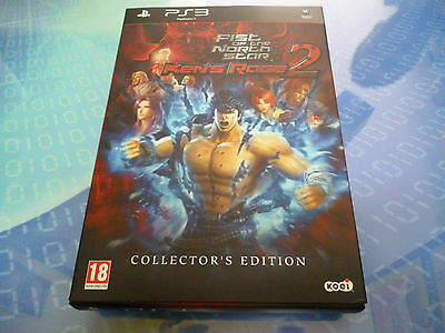 Fist Of The North Star Ken's Rage Collector's Edition Ps3 - Solo Scatola Vuota