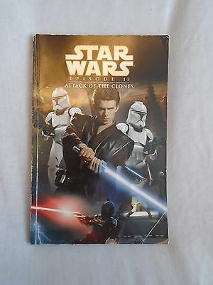 Star Wars Episode II: Attack Of The Clones Graphic Novel