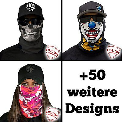 SA Company Face Shield - 50+ Designs *SOFORT LIEFERBAR* - SA Fishing Faceshield