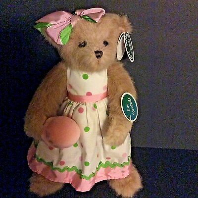 Bearington Bear Suzette Sugarcone NEW With Tags Scented Retired 2010 #143199