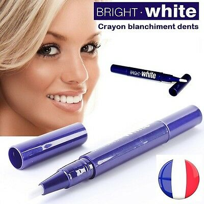 Crayon Blanchiment Dents Stylo Pinceau Gel Blanchisseur Pinceau Sourire De Star