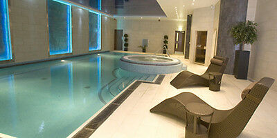 Spa Break for 2 South Yorkshire