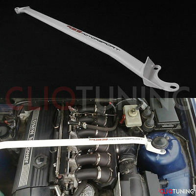 BMW E46 FRONT STRUT BAR (for track and drift, tower brace, xbrace)