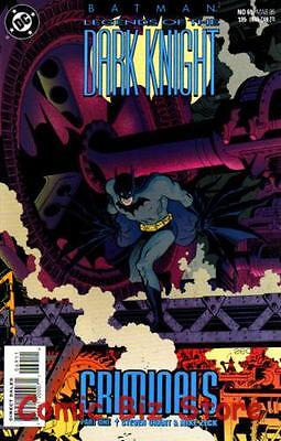 Batman Legends Of The Dark Knight #69 (1995) Dc Comics