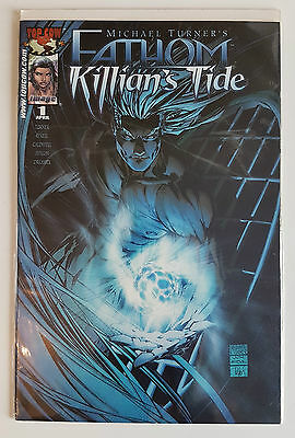 FATHOM KILLIAN'S TIDE #1 TOP COW / IMAGE COMICS DYNAMIC FORCES EXCLUSIVE w/ COA