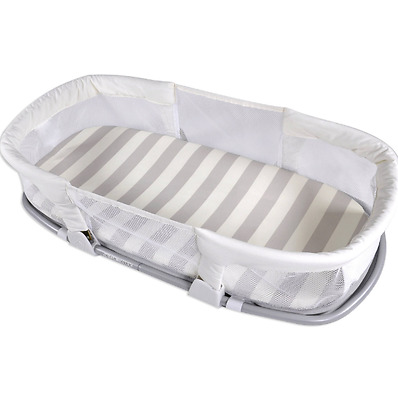 New Portable Infant By Your Side Baby Snuggle Comfort Sleeper Summer Infant